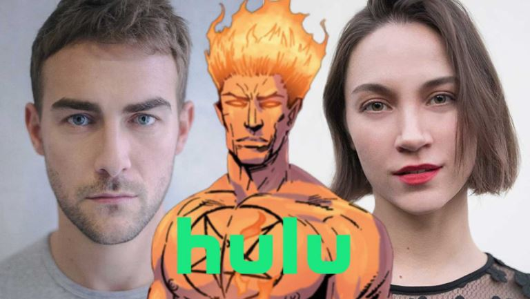 Marvel's Next Series Helstrom First Look