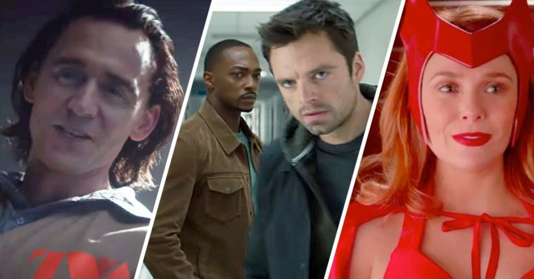 Marvel Delays The Falcon and the Winter Soldier, WandaVision & The Loki Series
