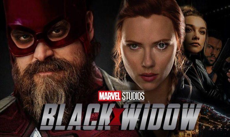 Black Widow Red Guardian