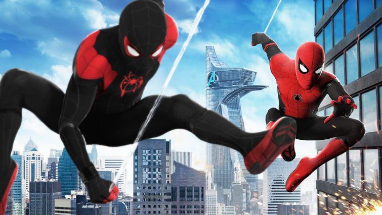 Miles Morales Spider-Man & Spider-Gwen Live Action Film