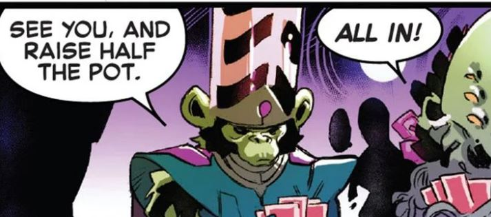 Baby Yoda & The Powerpuff Girls Exist in Marvel