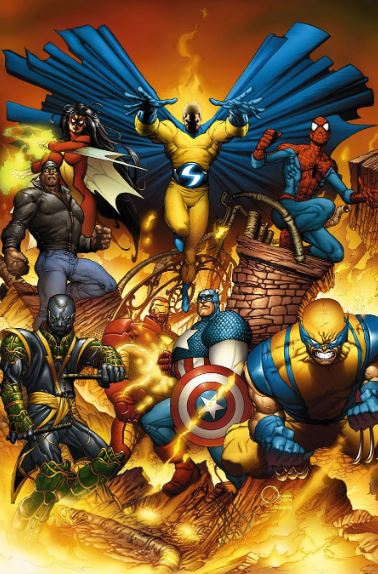 Avengers Assemble! Possible New Teams