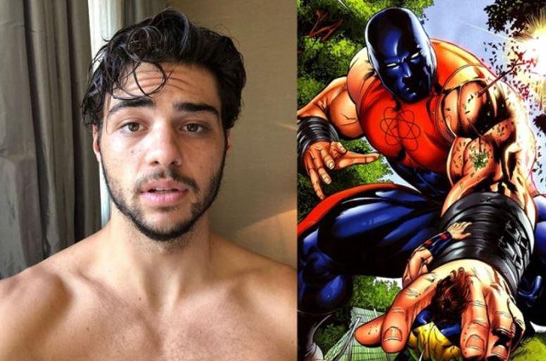 Noah Centineo Cast as Atom Smasher