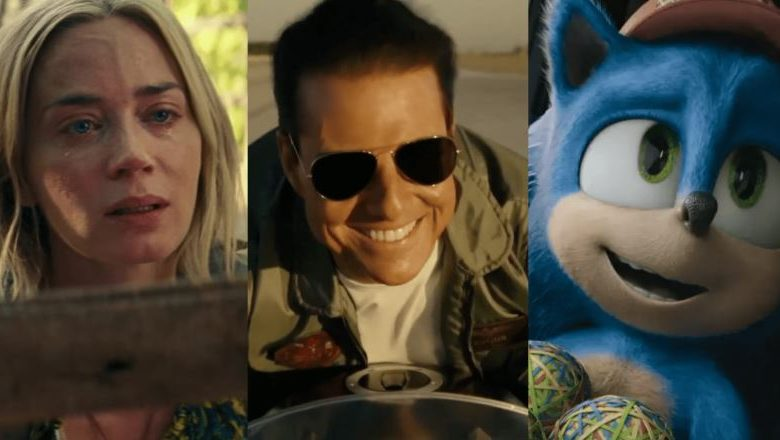 Paramount Announces New Release Dates For Top Gun 2 Sonic The Hedgehog 2 More