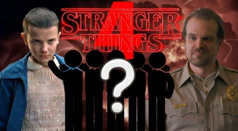 Questions About Stranger Things Season 4
