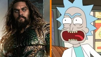 Photo of New Clip From Rick and Morty Season 5 Reveals an Aquaman Rip-Off
