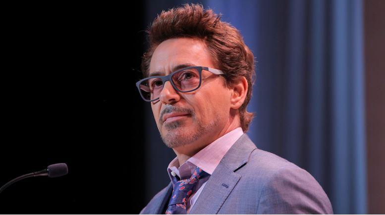 Robert Downey Jr Iron Man in Real Life
