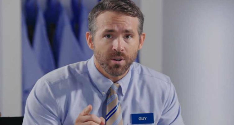 Netflix New Time Travel Film Starring Ryan Reynolds