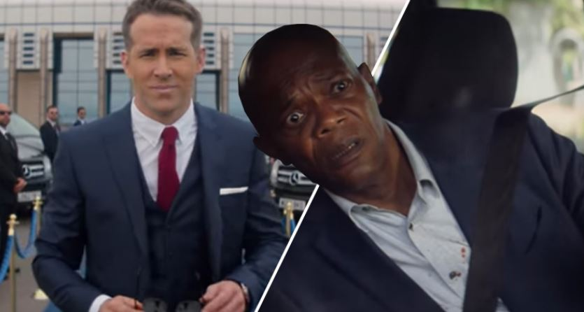 Samuel L. Jackson & Ryan Reynolds Teaming Up On Another New Project