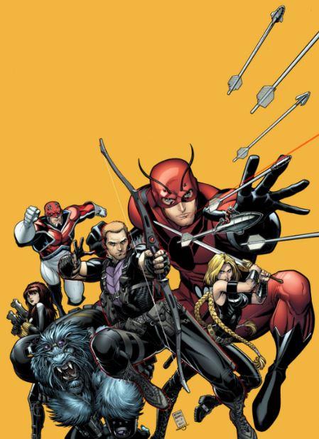Avengers Assemble! Possible New Teams