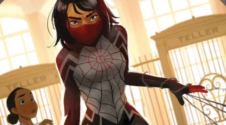 New Character in Spider-Man: Into the Spider-Verse 2