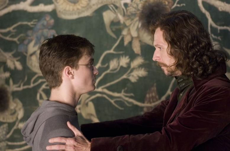 Sirius Black's Death in Harry Potter