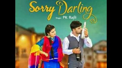Sorry Darling Song Mp3 Download