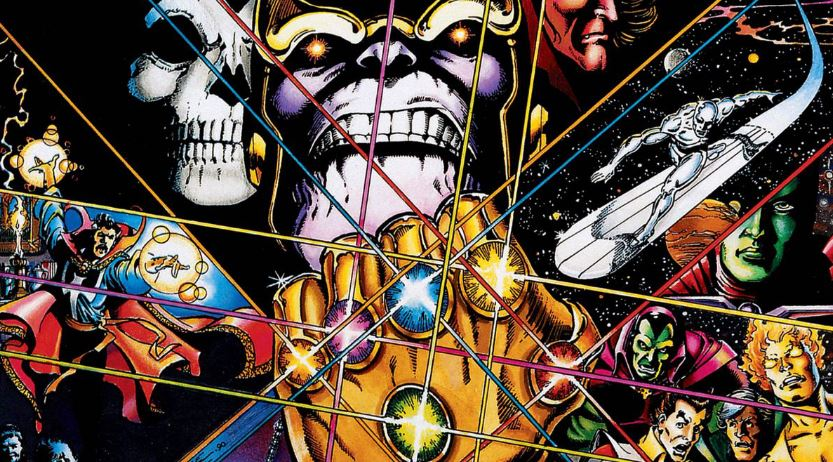 Marvel Thanos Cannot Die