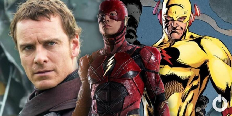 Flashpoint Not Include Wonder Woman & Aquaman