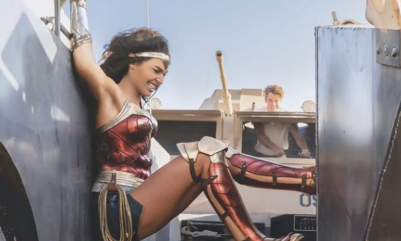 New Images from Wonder Woman 1984