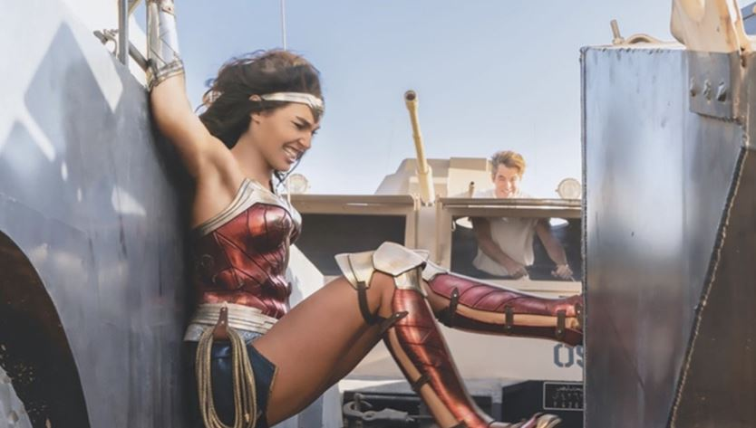New Images from Wonder Woman 1984 Dreamstone Took From Character