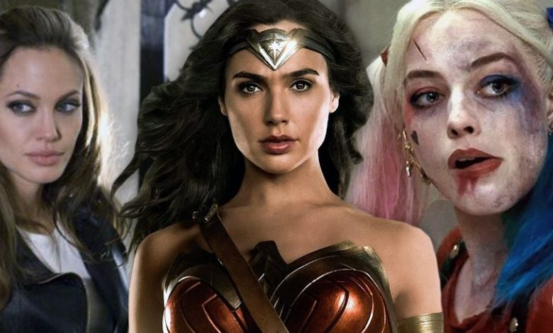 Female Action Stars Don't Need Stunt Doubles