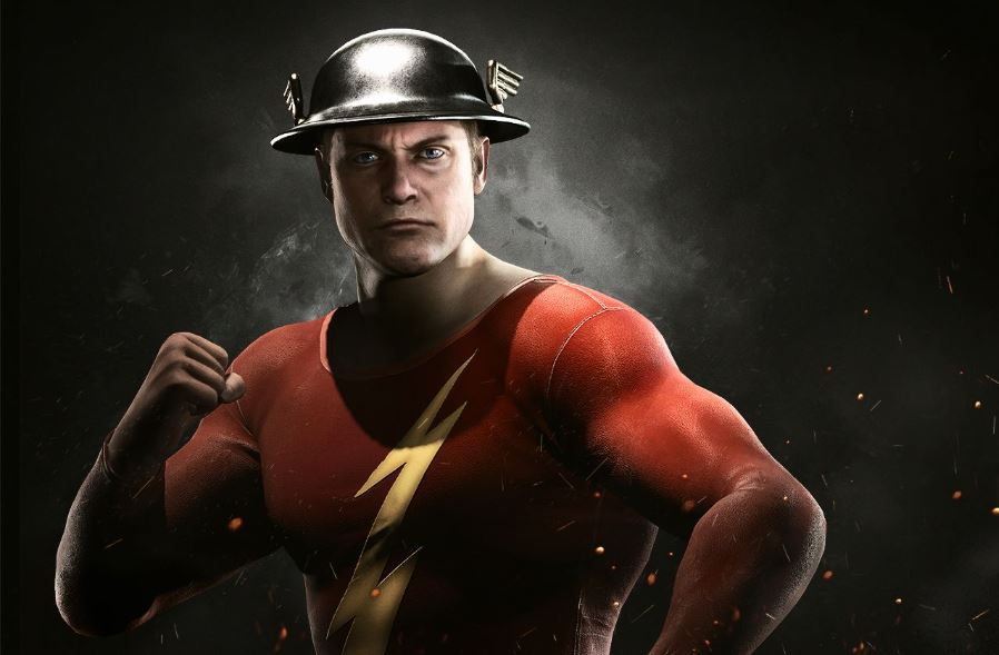Flash Movie Plot