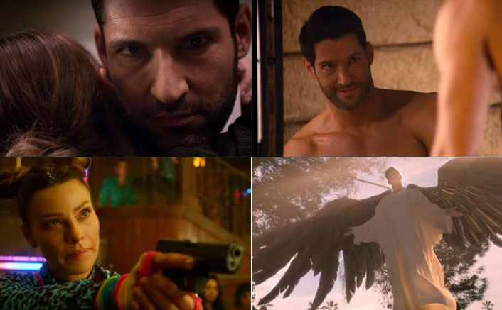 Lucifer Season 5 Who Is Michael And What Does He Want Here