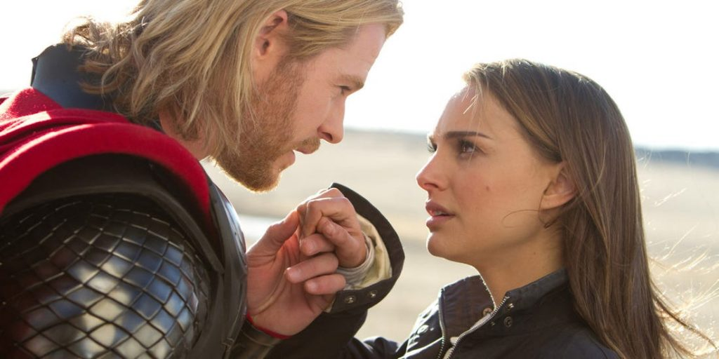 Thor 4 MCU's First Romance Film
