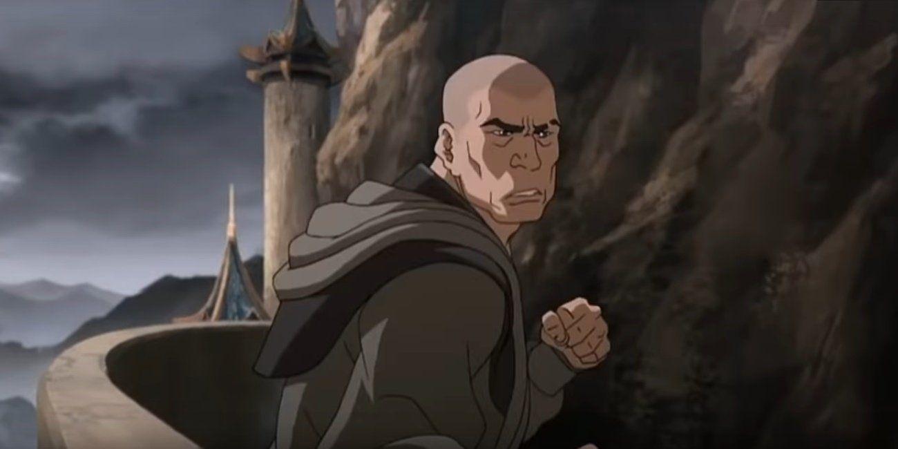 Avatar: The Last Airbender Theories zaheer