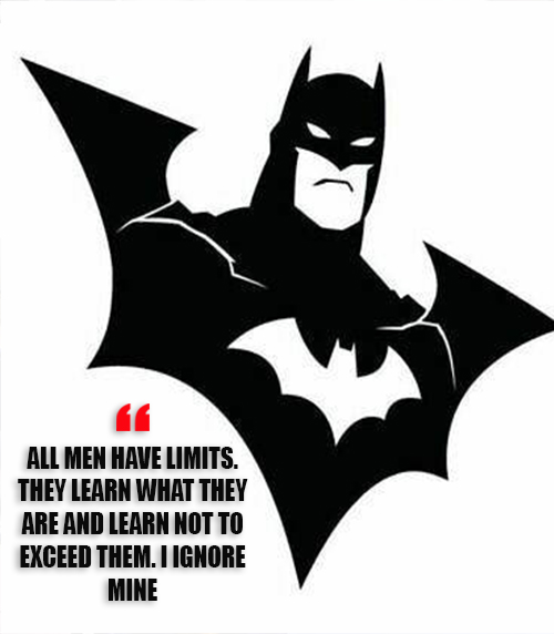 Best Dialogues of Batman From Movies
