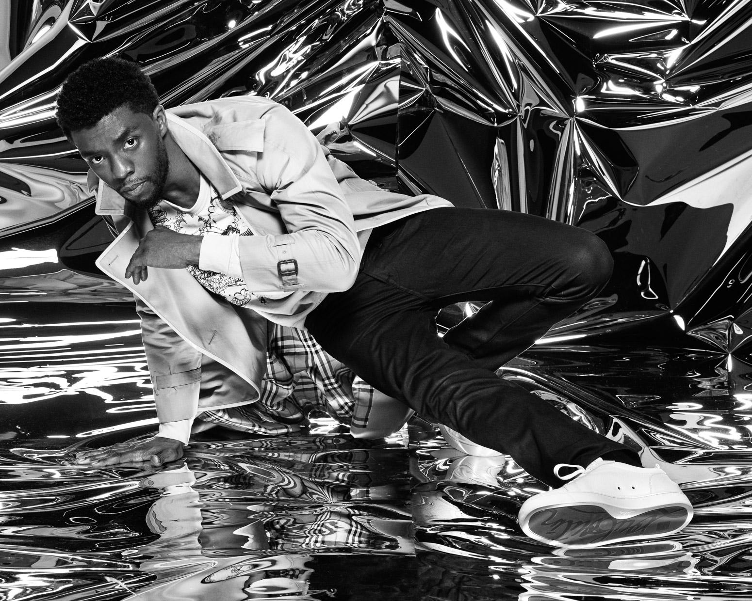 Best Photos of Chadwick Boseman