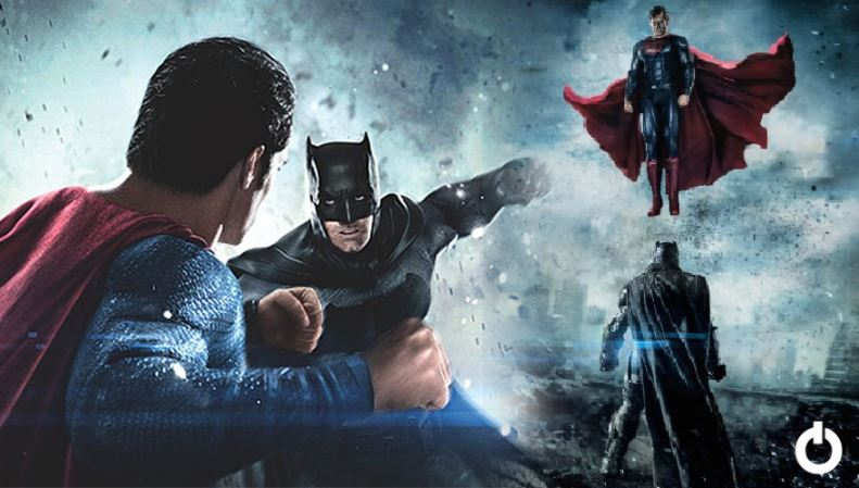 Batman V Superman New Version