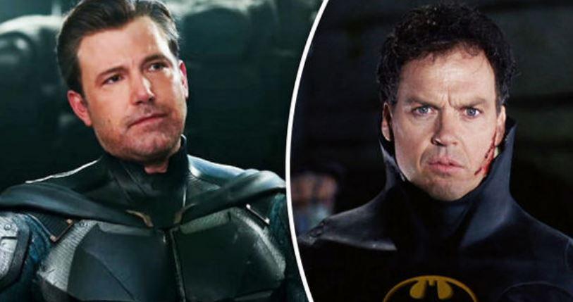 Ben Affleck To Return as Batman With Michael Keaton