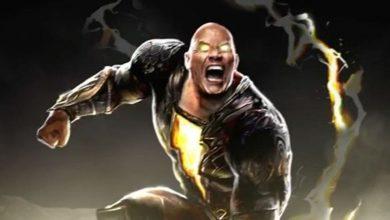 Photo of DC FanDome – Dwayne Johnson Reveals a New Look at His Black Adam