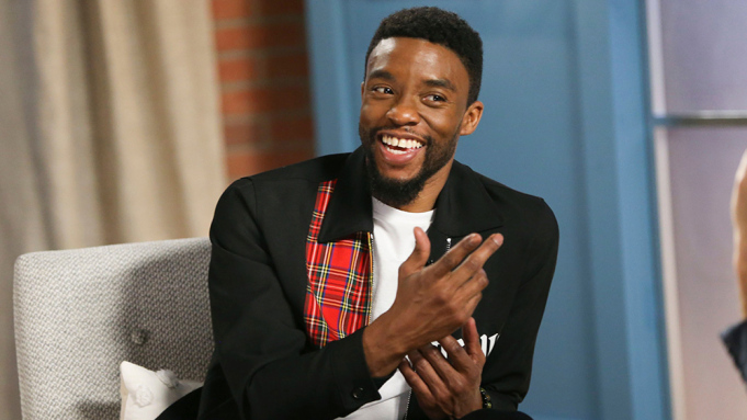 Black Panther Actor Chadwick Boseman Dies of Cancer At Age 43