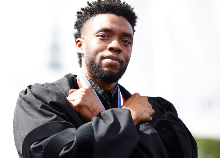 Marvel Releases a Tribute Video for Chadwick Boseman