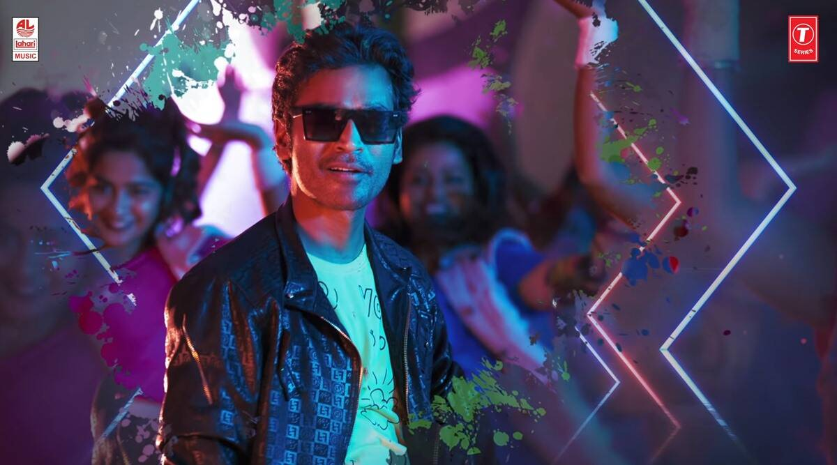 Chill Bro Dhanush Song Download