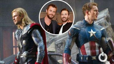 Photo of Most Bromantic Moments of Chris Evans And Chris Hemsworth
