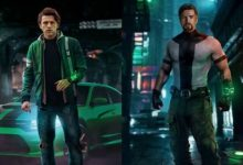 Photo of New Concept Arts Imagine Chris Evans & Tom Holland in Live Action Ben 10 Movie