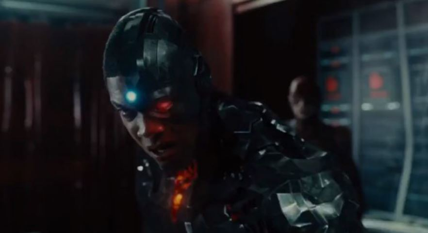 Justice League Teaser Shows Flash Running Through The Speed Force