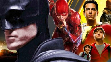 Photo of Breaking: Warner Bros. Delays The Batman, The Flash, Shazam 2 & Black Adam