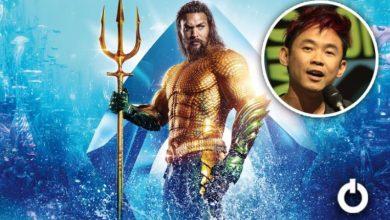 DCEU Aquaman 2 James Wan