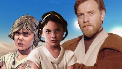 Photo of Young Luke & Leia Will Possibly Appear in Disney+'s Obi-Wan Kenobi Series