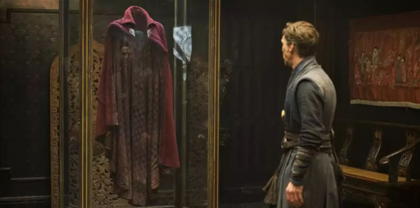 Facts About Doctor Strange's Cloak of Levitation