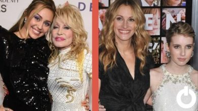 Photo of Hollywood Celebrities Who Are Related to Each Other