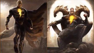 Photo of Dwayne Johnson Reveals The Origin Teaser for Black Adam