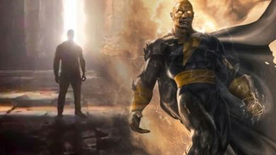Dwayne Johnson's Black Adam Tease for DC FanDome