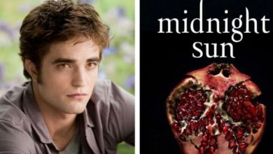 Photo of 'Midnight Sun' Reveals a New Side of Edward Cullen