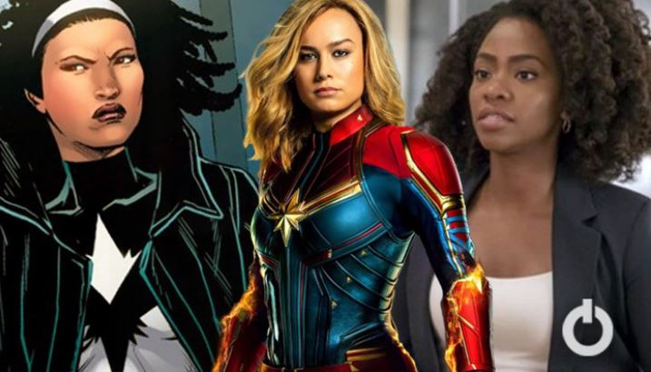 Old Monica Rambeau To Appear In Captain Marvel 2