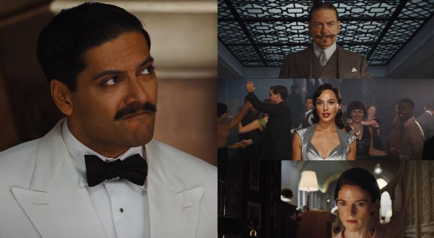 Gal Gadot's Forthcoming Movie Death on the Nile Trailer
