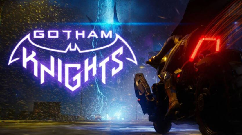 Batman Gotham Knights Game Trailer