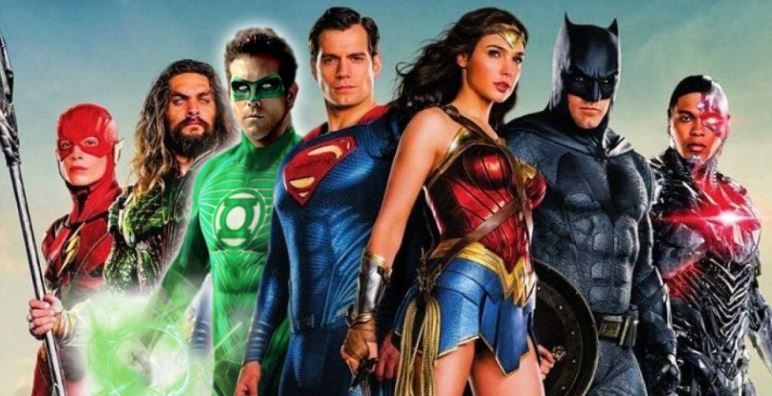 Ryan Reynolds Rumors Green Lantern In Zack Snyder's Justice League