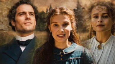 Photo of Henry Cavill & Millie Bobbie Brown Shine in the New Enola Holmes Movie Trailer